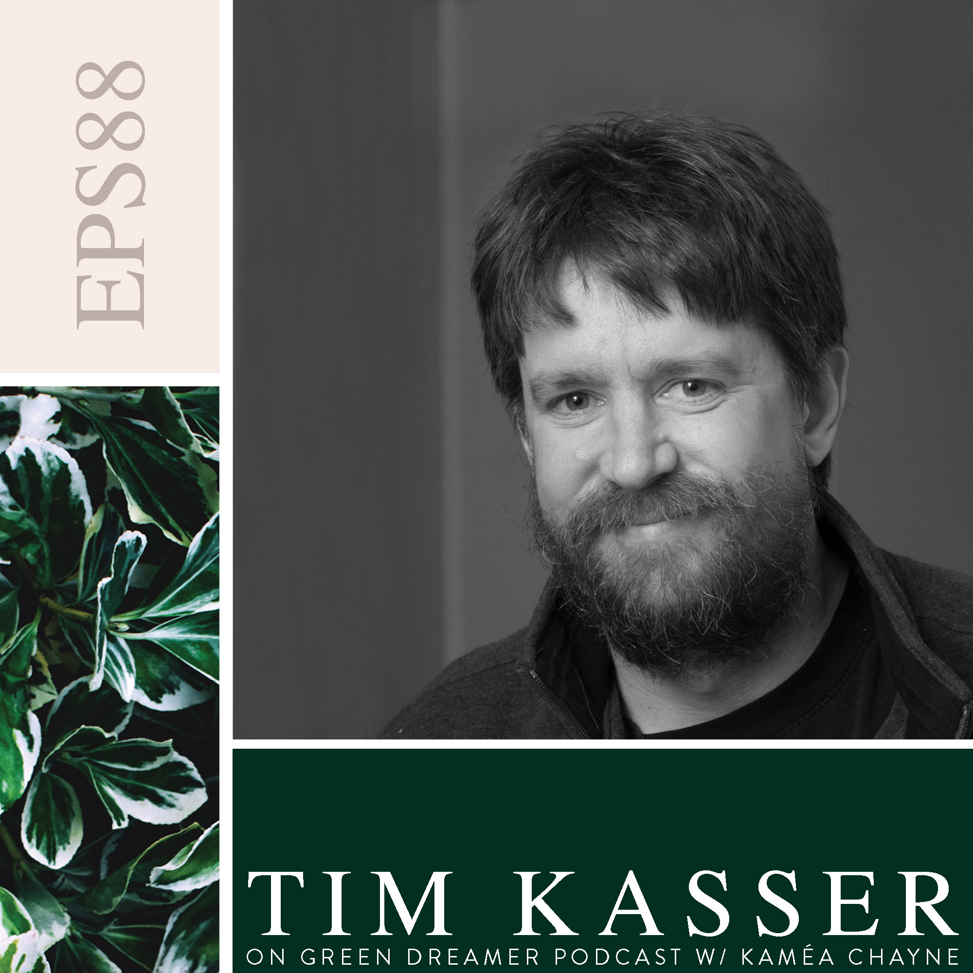 88) BW Tim Kasser talks Sustainability on Green Dreamer Podcast with Kamea Chayne (1).jpg