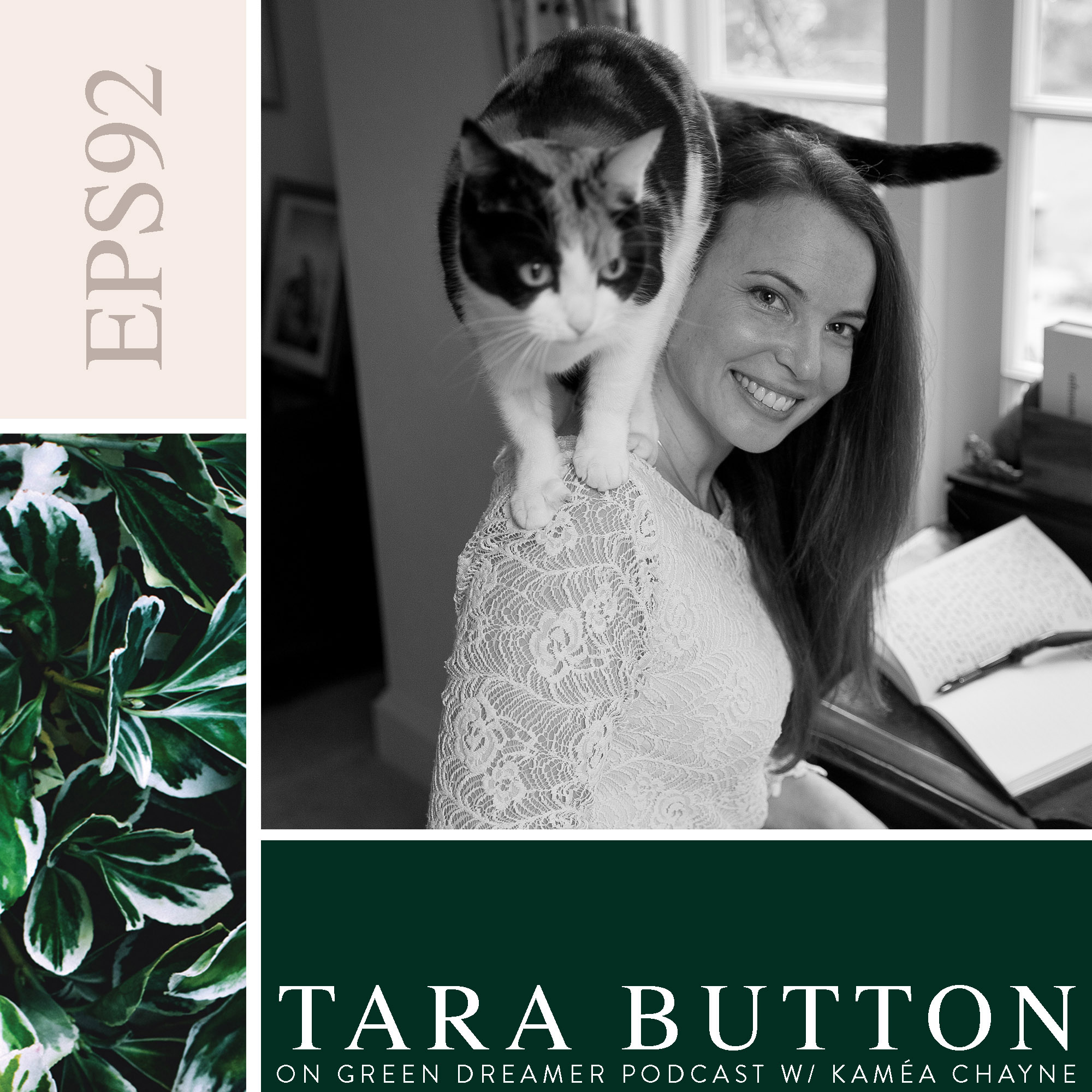 92) BW BuyMeOnce's Tara Button talks Sustainability on Green Dreamer Podcast with Kamea Chayne copy.jpg