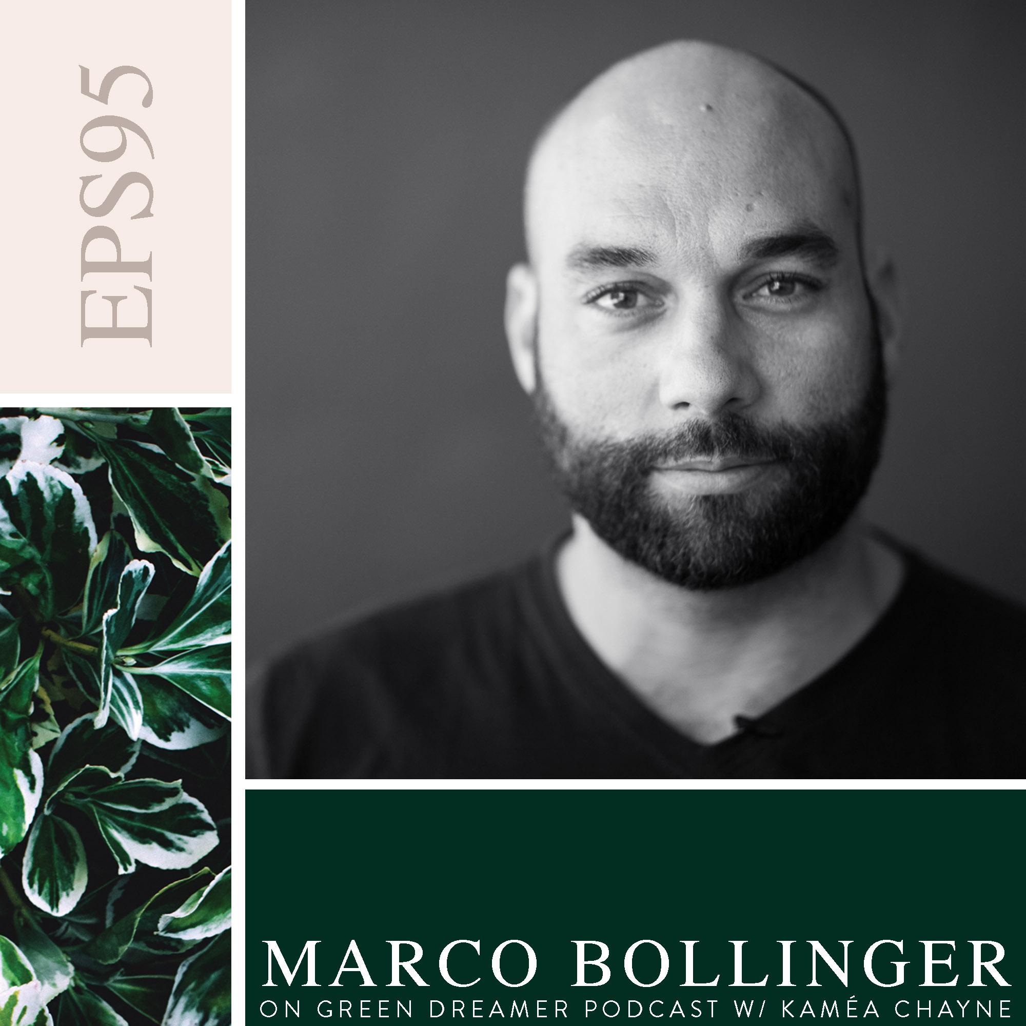 95) BW Lokal Travel's Marco Bollinger talks Sustainability on Green Dreamer Podcast with Kamea Chayne.jpg