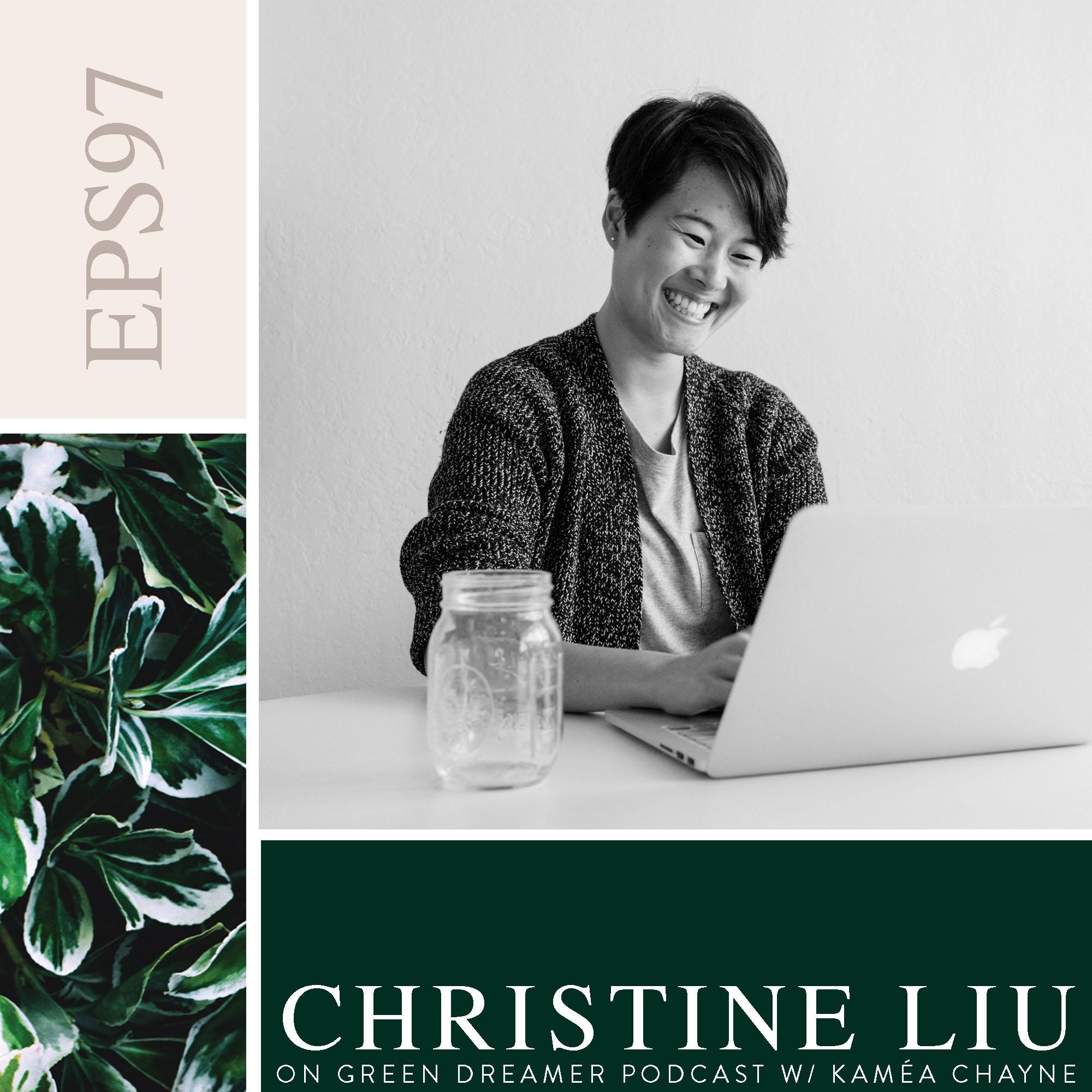 97) BW Simplicity's Christine Liu talks Sustainability on Green Dreamer Podcast with Kamea Chayne copy copy.jpg