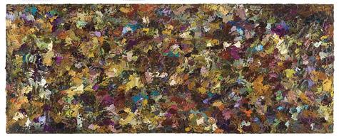Kristine, olie på lærred, 180 x 450 cm, 2009