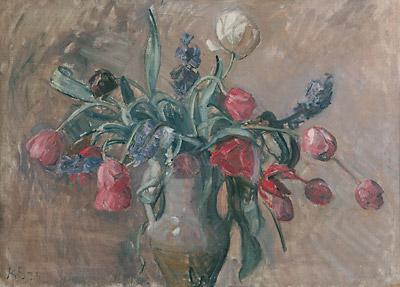 Tulipaner, 1925. Faaborg Museum