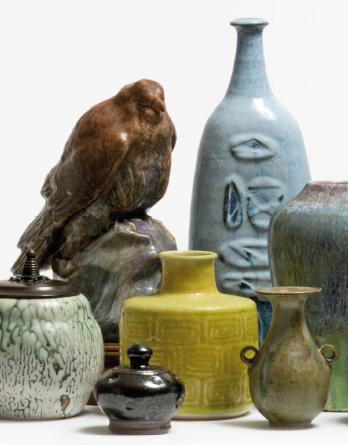 100 års dansk keramik