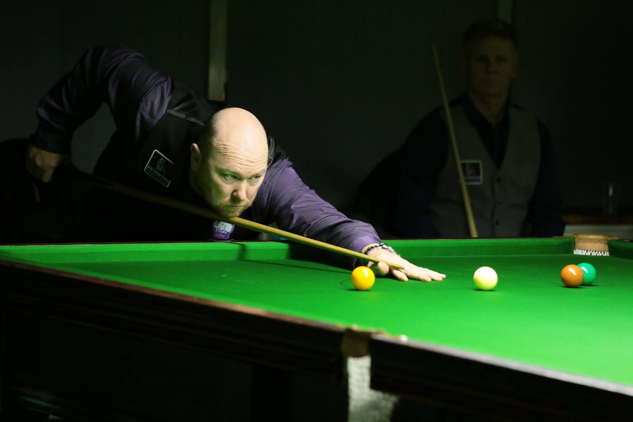 Semi Finalist - Alan McCarthy