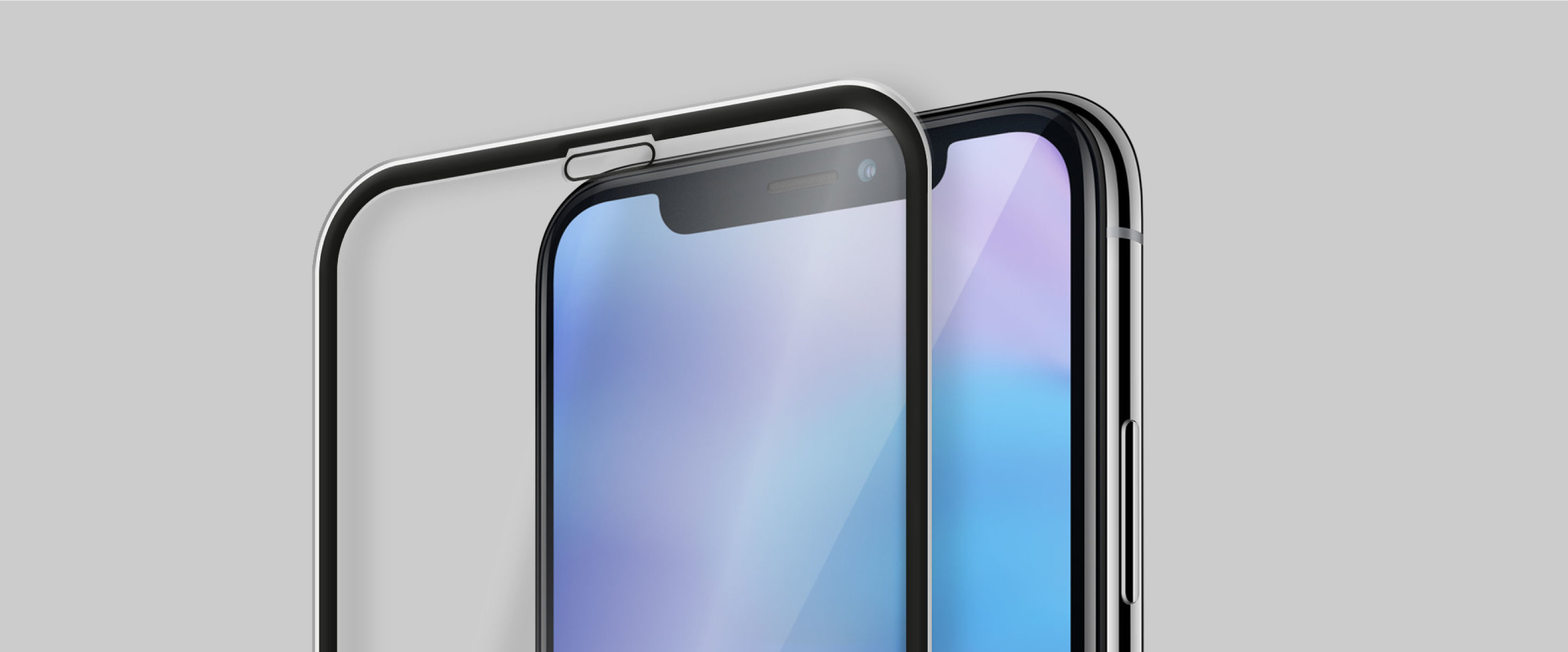 TEMPERED GLASS SCREEN PROTECTOR -