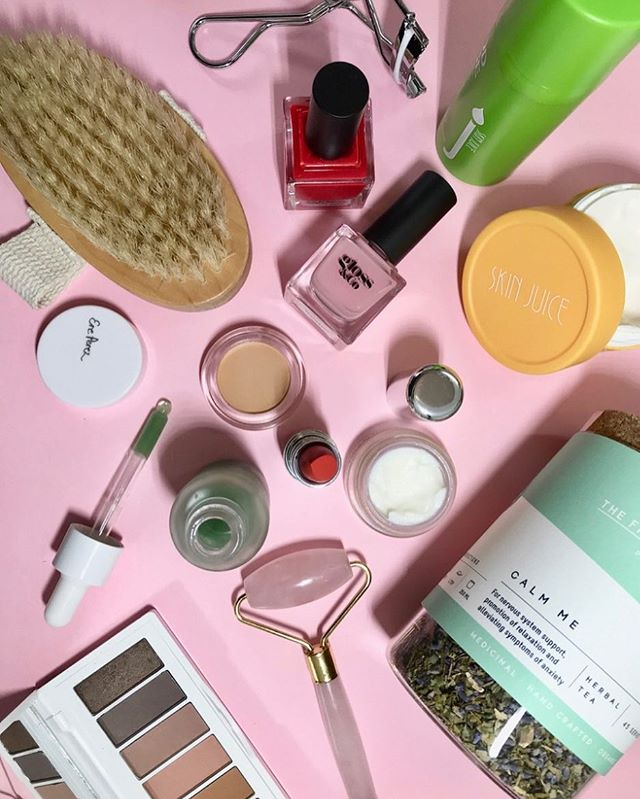 These are a few of my favourite things 😍💞 Products with the cleanest ingredients, that really work, that you will fall in love with too 🌿
