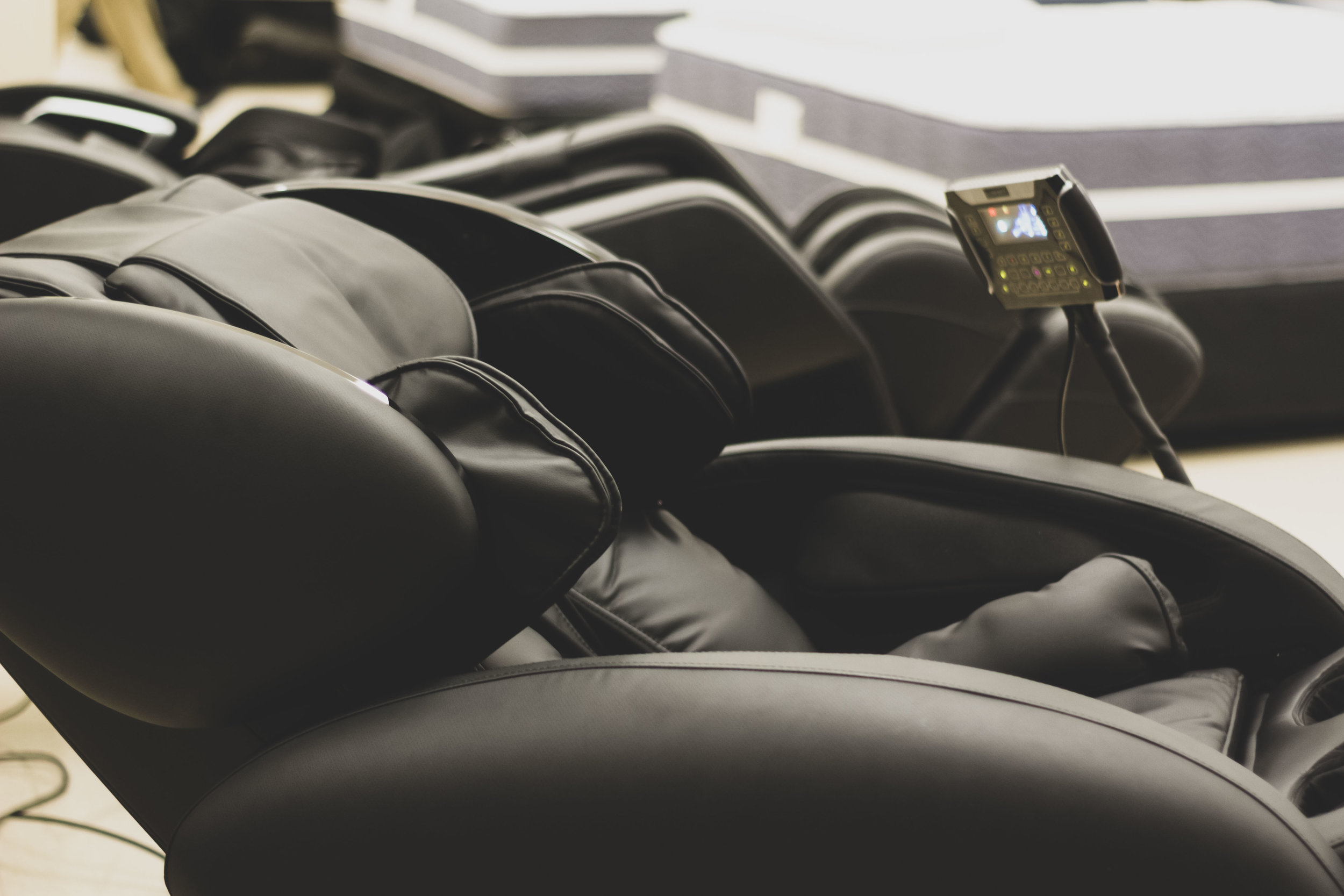 Massage Chairs -