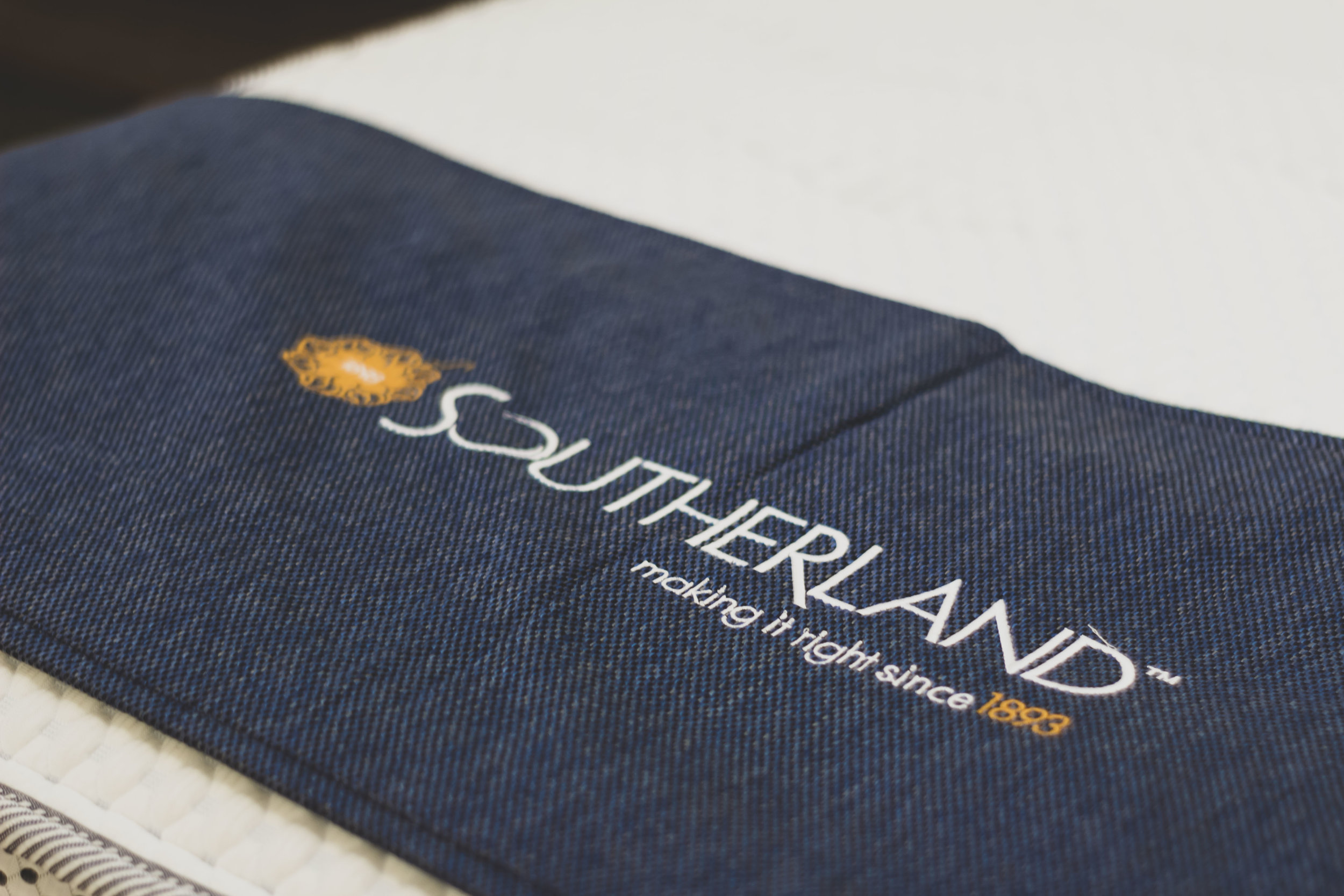 Southerland - For more than 120 years, we have been manufacturing some of the finest quality bedding available anywhere in the United States. Millions of Americans are sleeping on a Southerland bed tonight and we're proud that each of our mattresses are made in the USA.