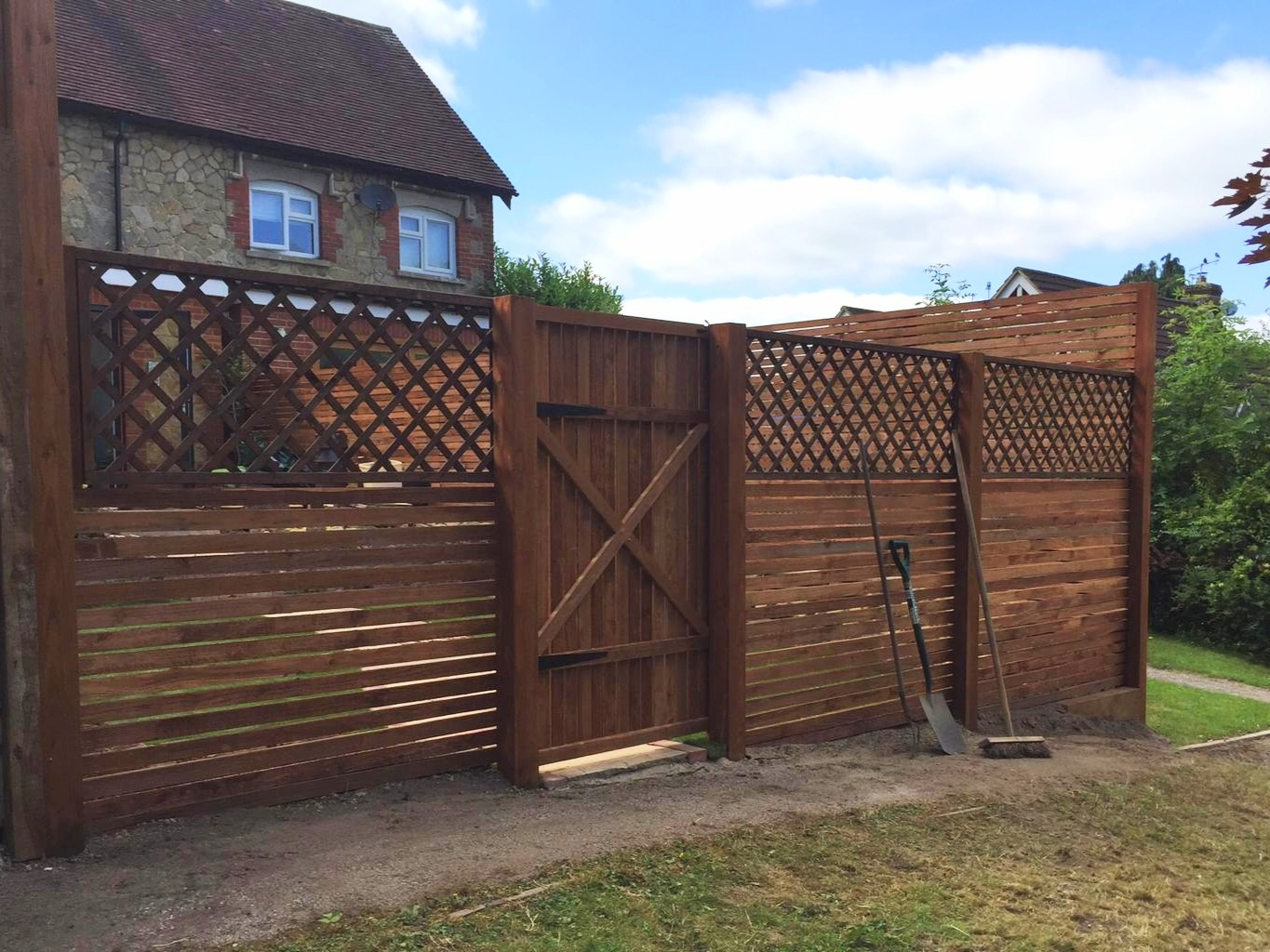 Gates - All types of garden gates for residential, or commercial business
