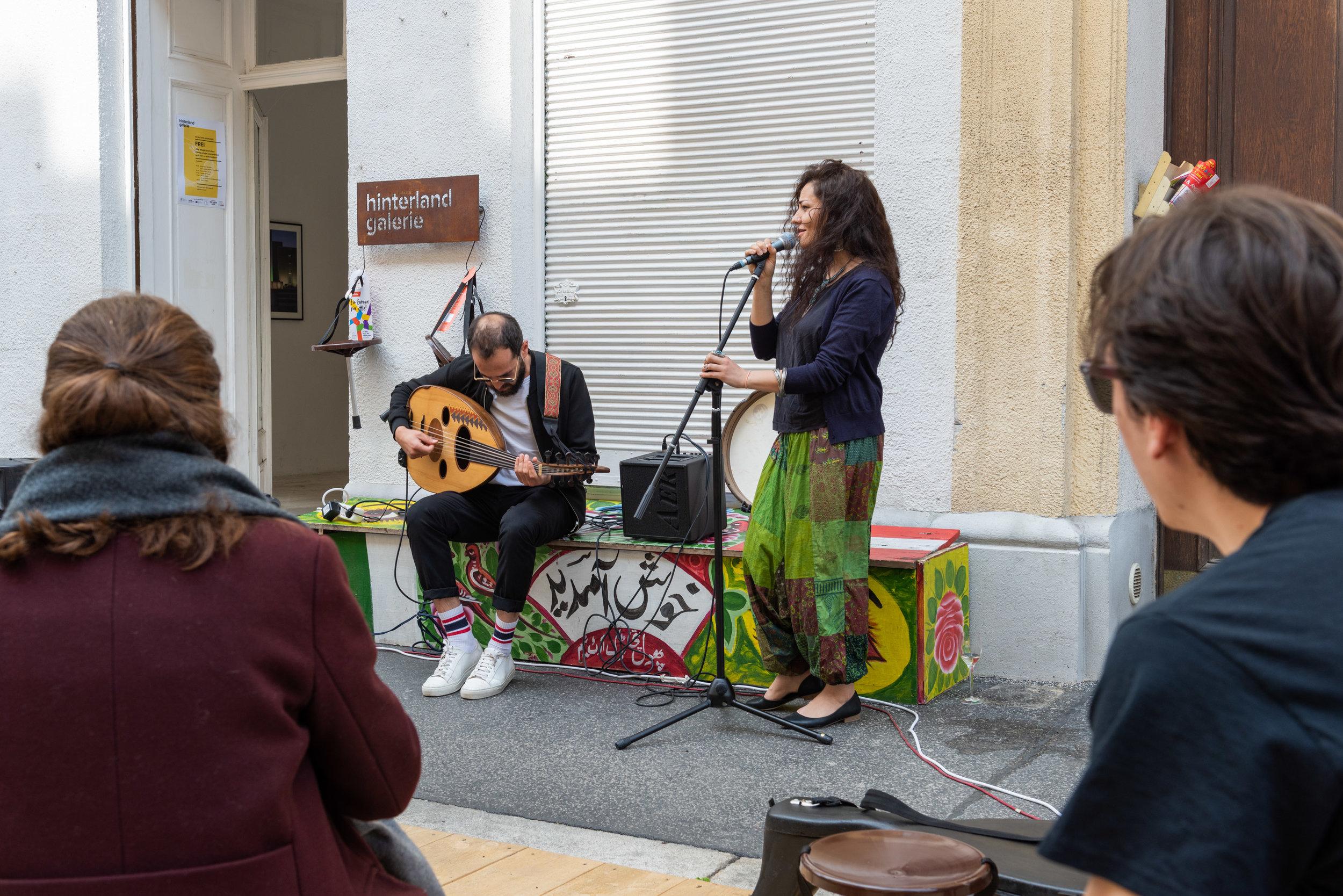 Orwa, Basma and friends   präsentiert von Kulturen in Bewegung