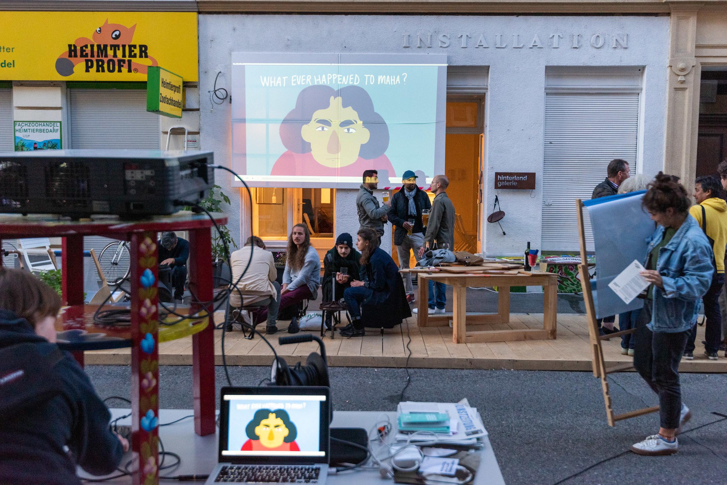 Kurzfilme zum Thema FREI präsentiert von this human world - International Human Rights Film Festival