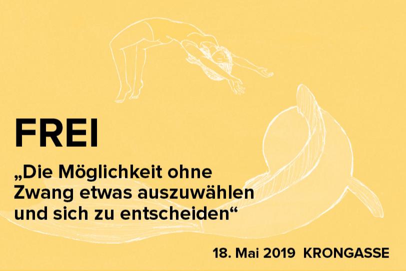 FREI FEST 2019 - 18. Mai, Krongasse