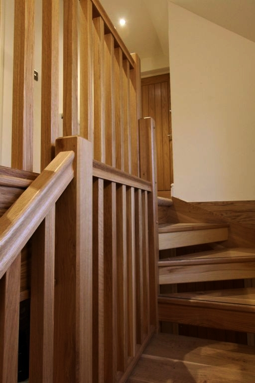 Staircases. -