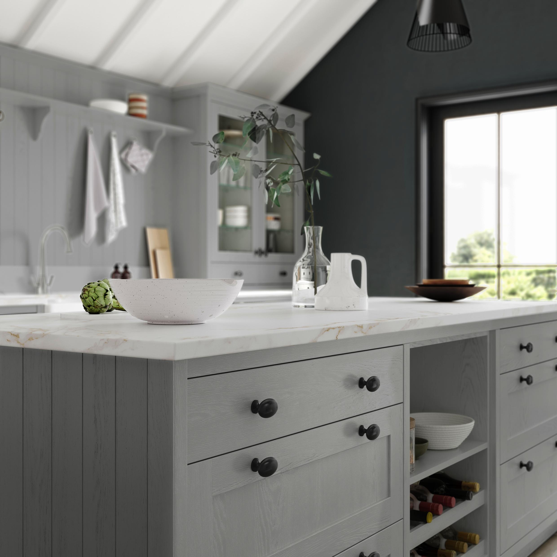Kitchens. -