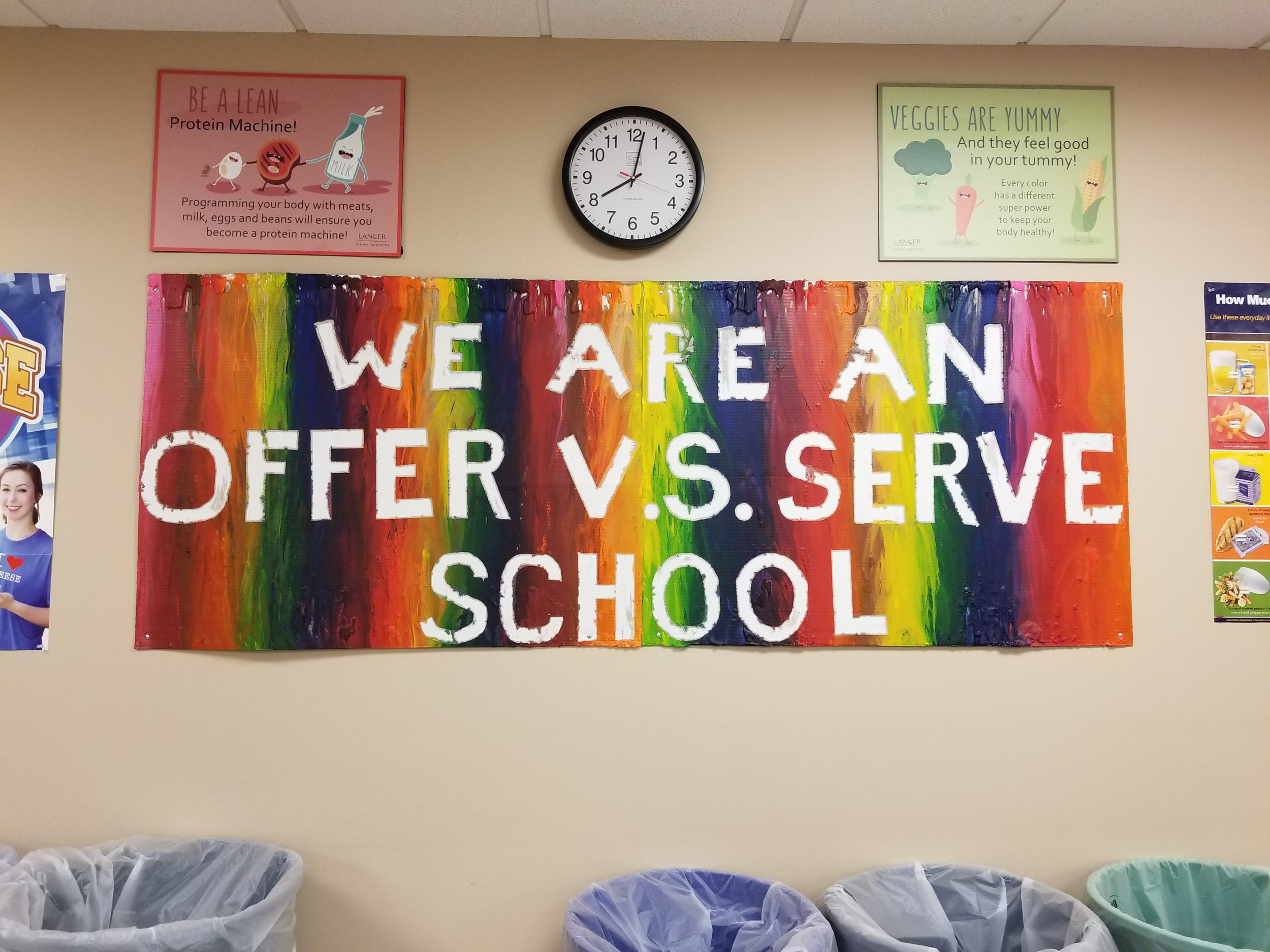 @ CPE - We are an Offer v.s. Serve School