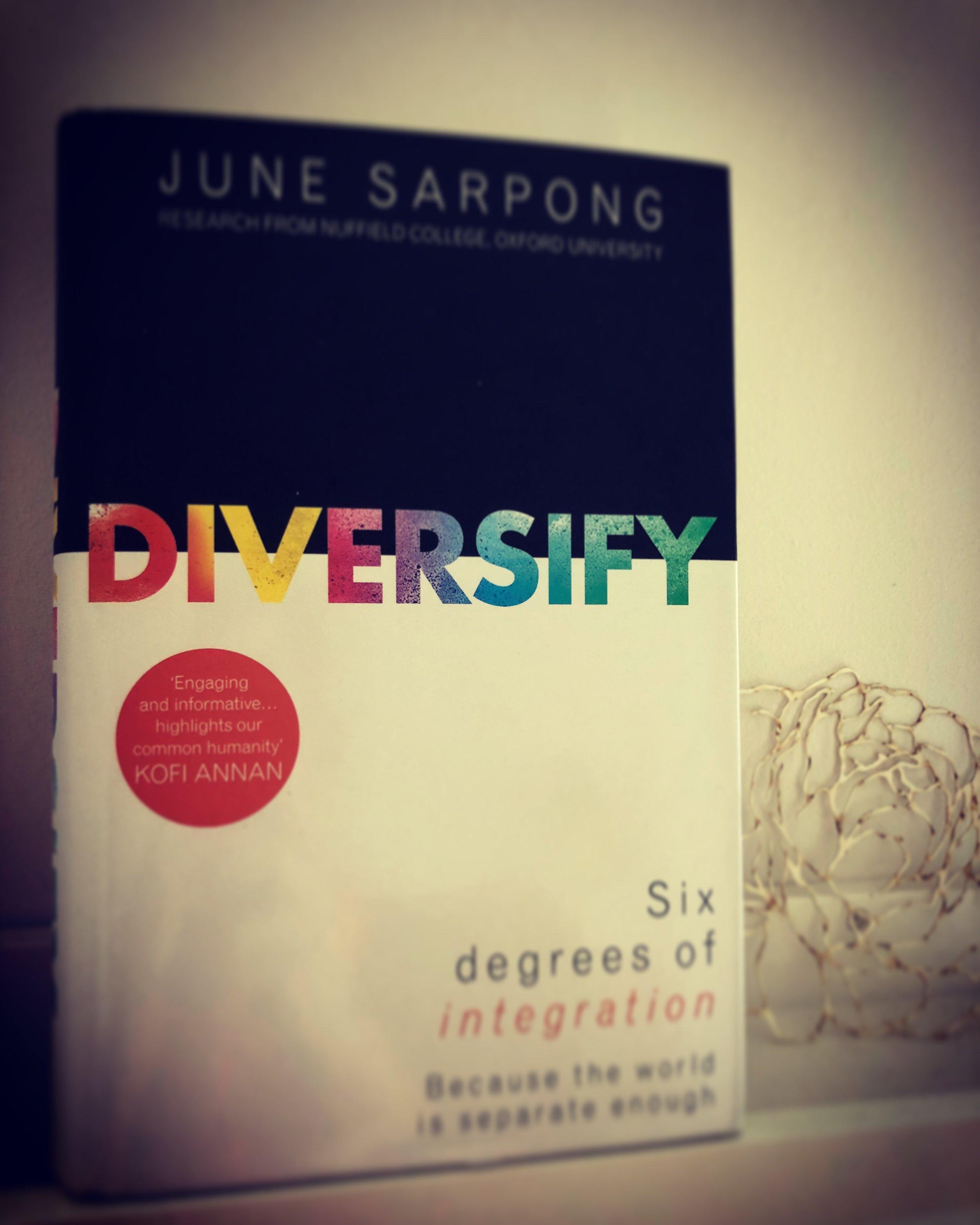 DIVERSIFY: JUNE SARPONG