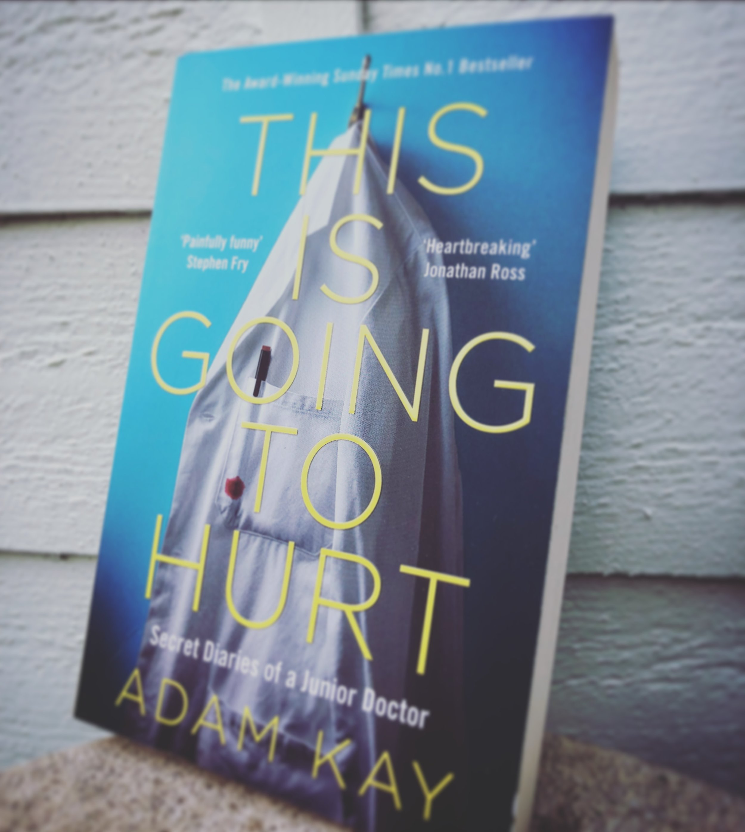 THIS IS GOING TO HURT: ADAM KAY