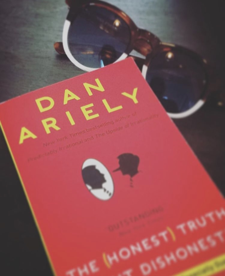 THE (HONEST) TRUTH ABOUT DISHONESTY: DAN ARIELY