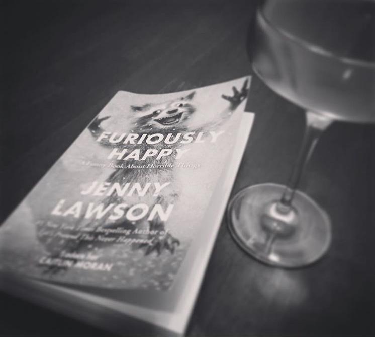 FURIOUSLY HAPPY: JENNY LAWSON