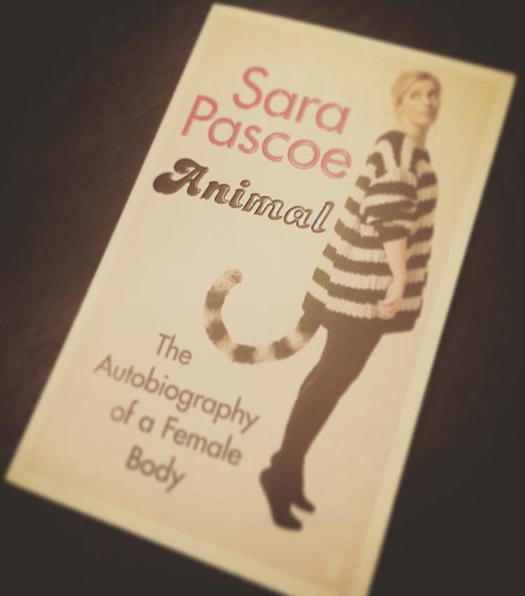 ANIMAL: SARA PASCOE
