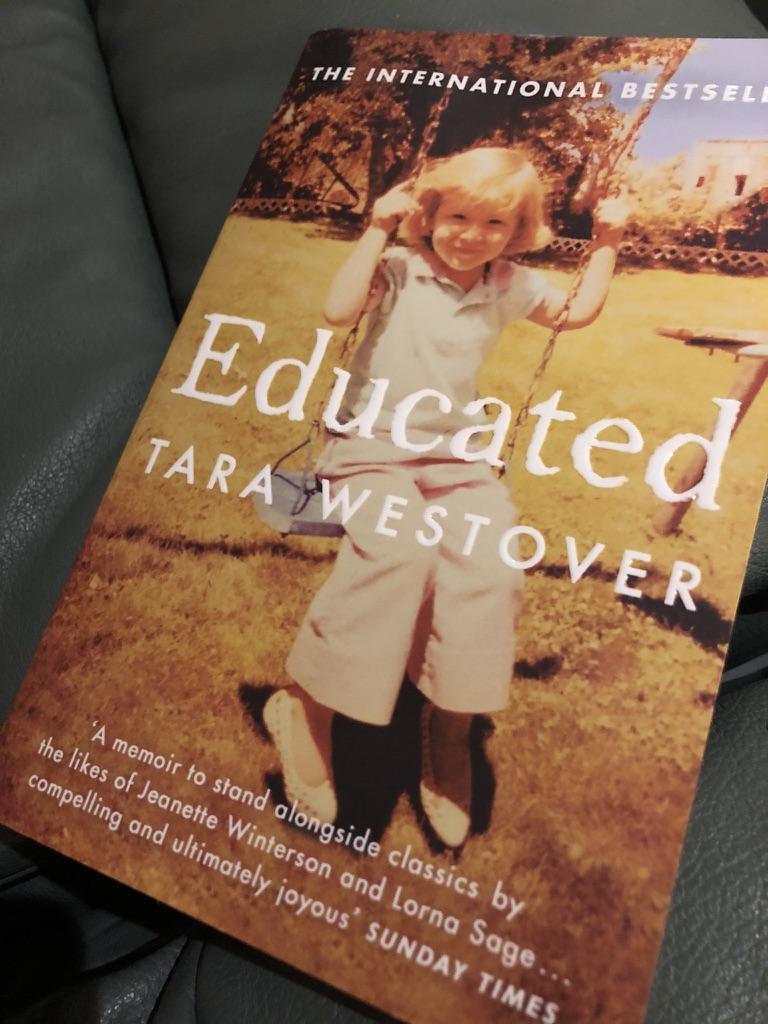 EDUCATED: TARA WESTOVER