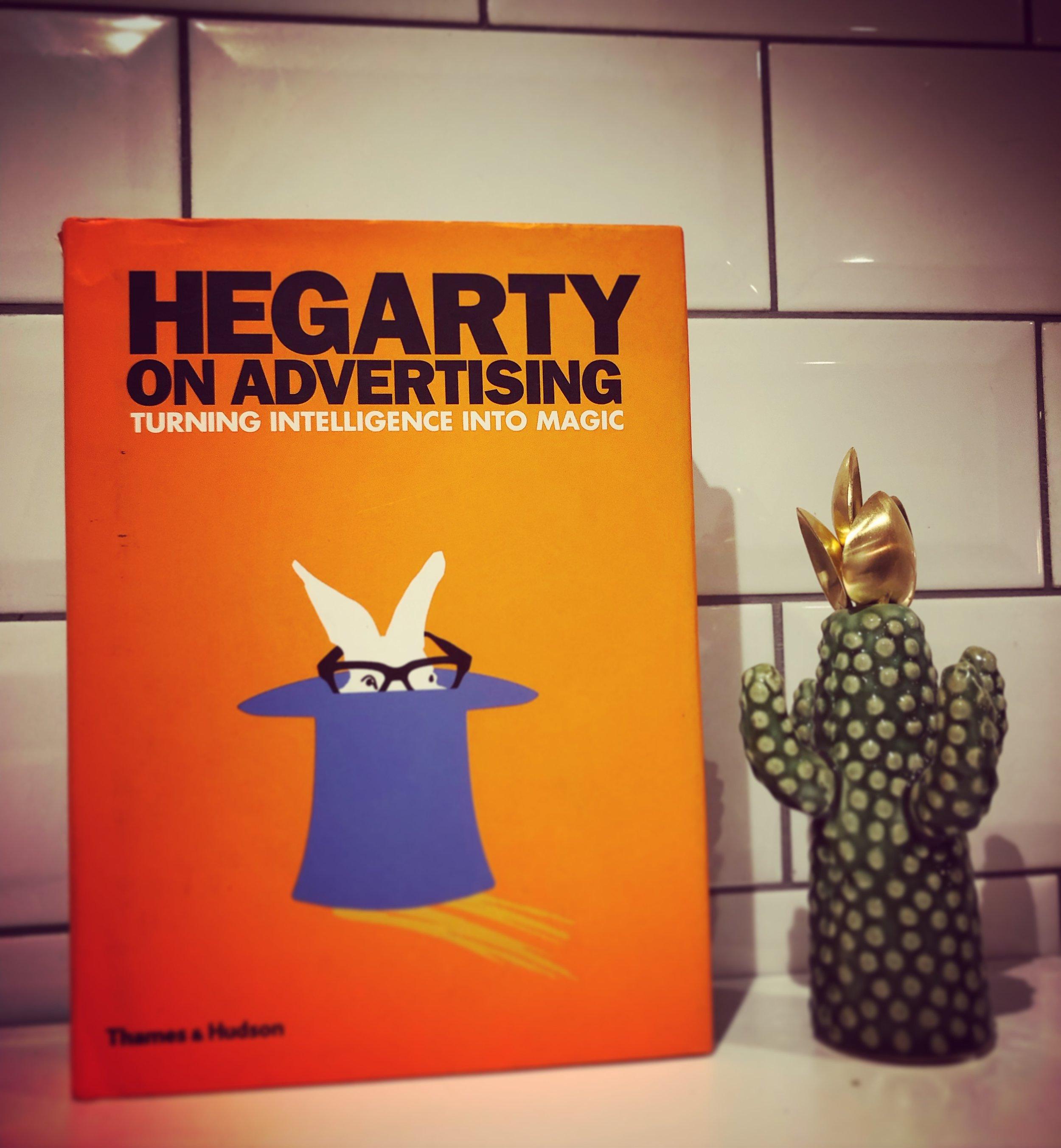 HEGARTY ON ADVERTISING: JOHN HEGARTY