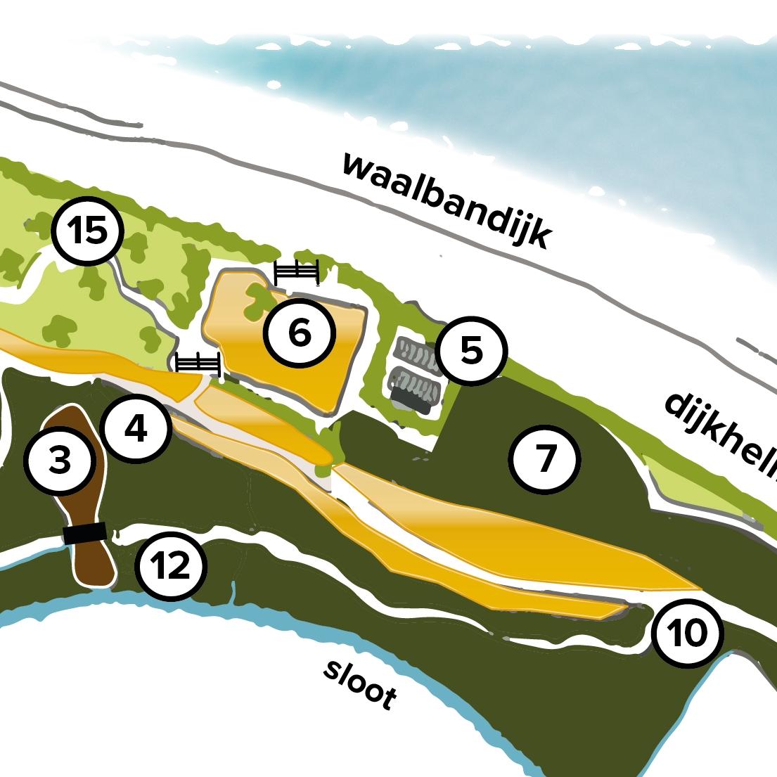 Klik hier voor de volledige plattegrond