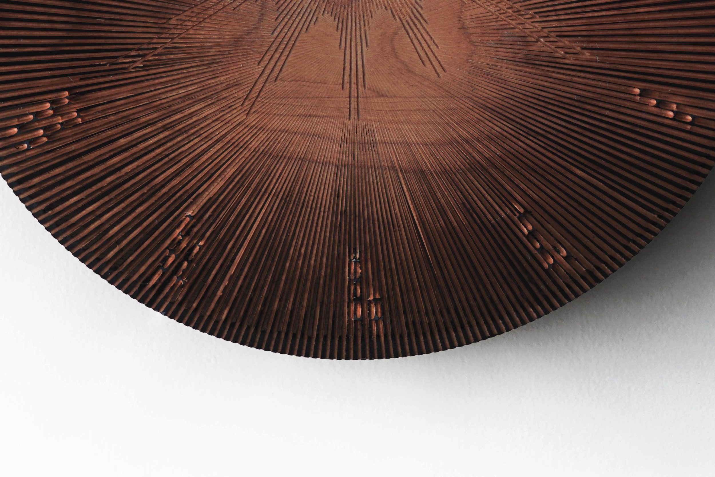 Kerf Clock - Design with tools research