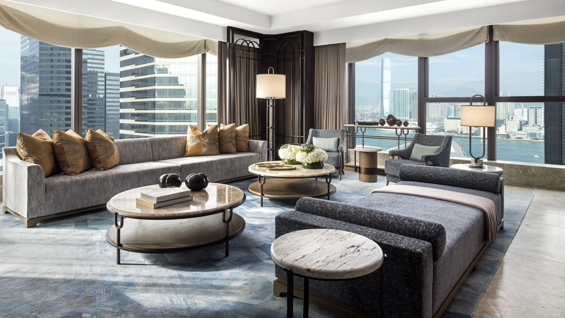 The St Regis Hotel, Hong Kong