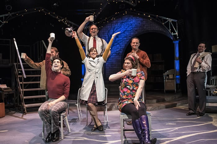 Fly By Night - 1st StageTysons Corner, Virginia | 2019*Helen Award winner for Outstanding Production in a Musical