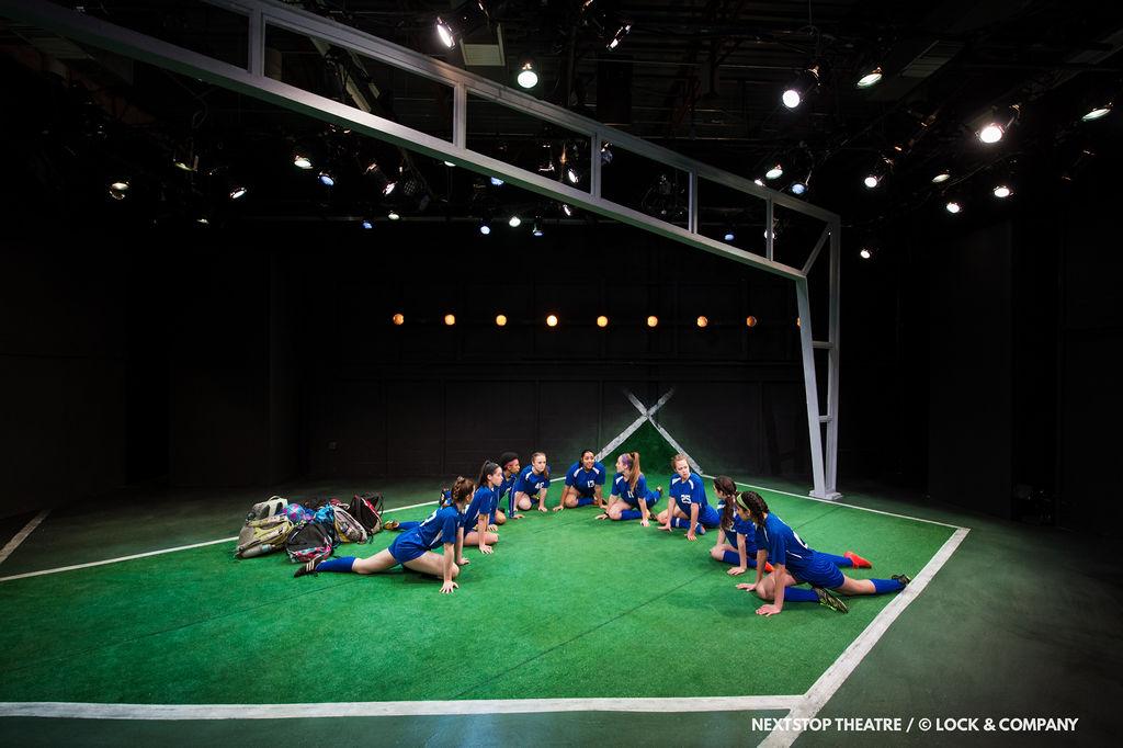 The Wolves - NextStop Theatre CompanyHerndon, Virginia | 2019