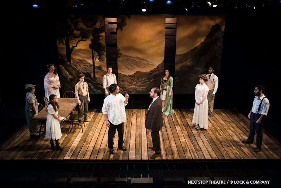 East of Eden - NextStop Theatre CompanyHerndon, Virginia | 2018
