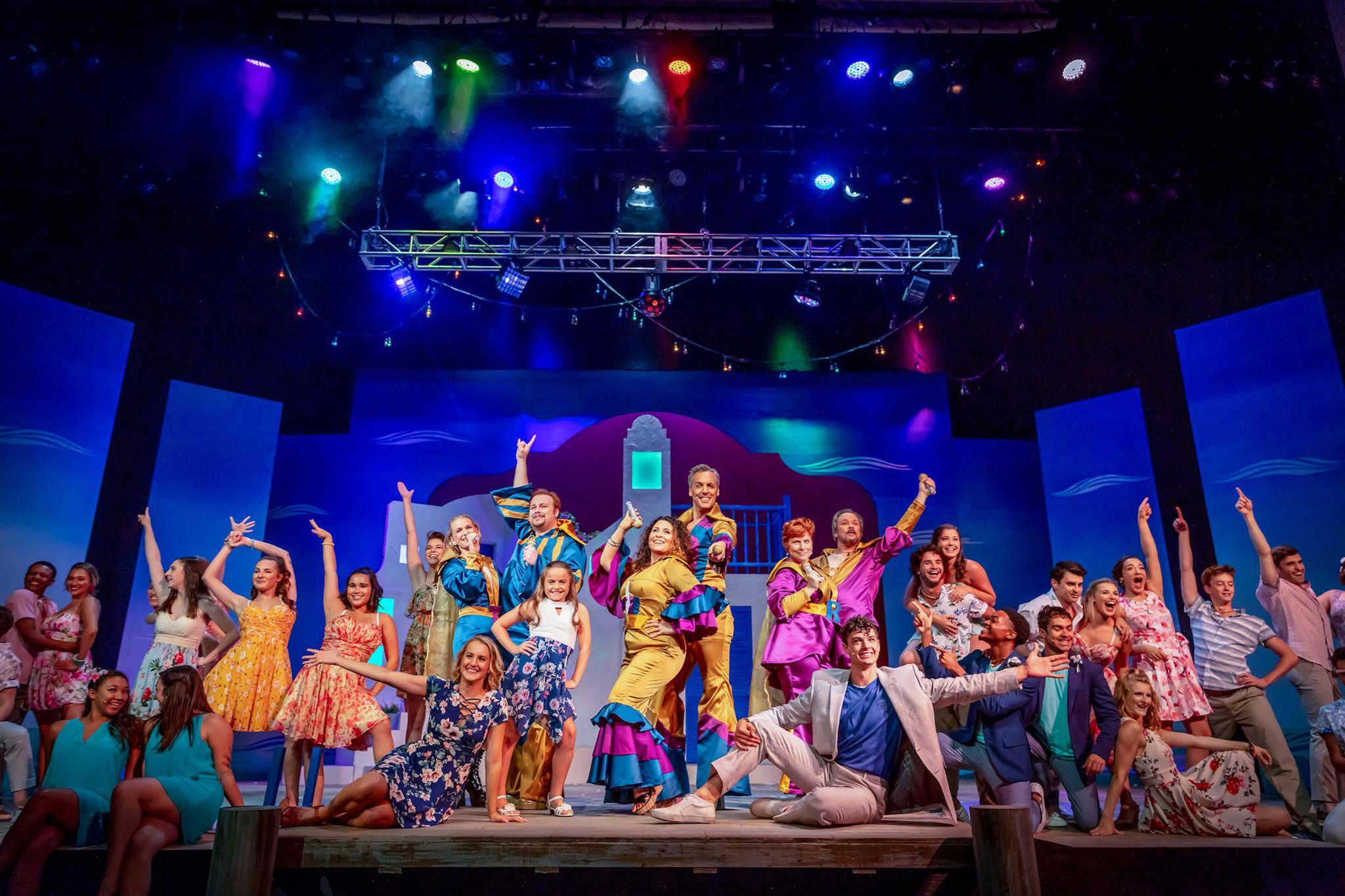 Mamma Mia! - Shenandoah Summer Music TheatreWinchester, Virginia | 2018