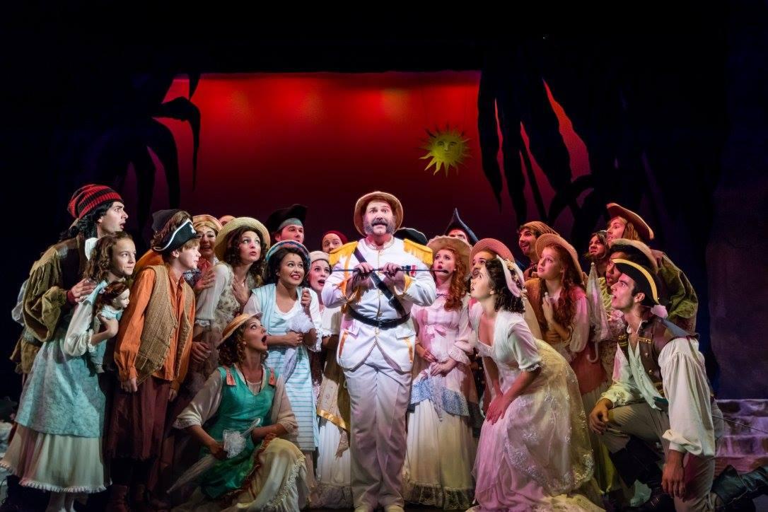 The Pirates of Penzance - Shenandoah Summer Music TheatreWinchester, Virginia | 2016