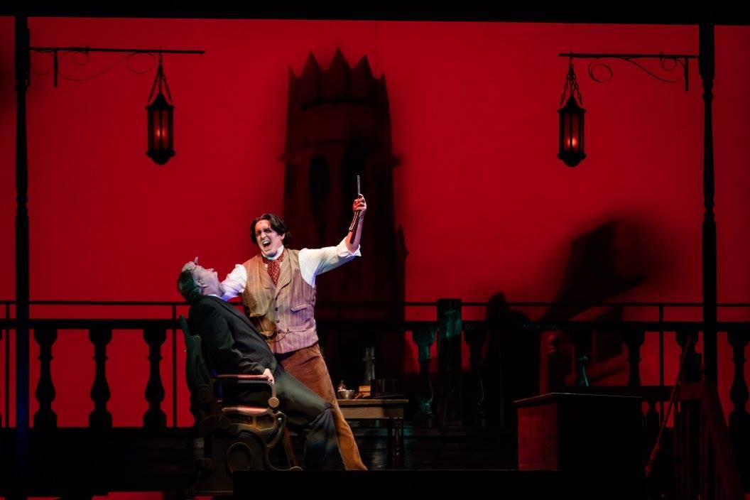 Sweeney Todd - Shenandoah Summer Music TheatreWinchester, Virginia | 2016