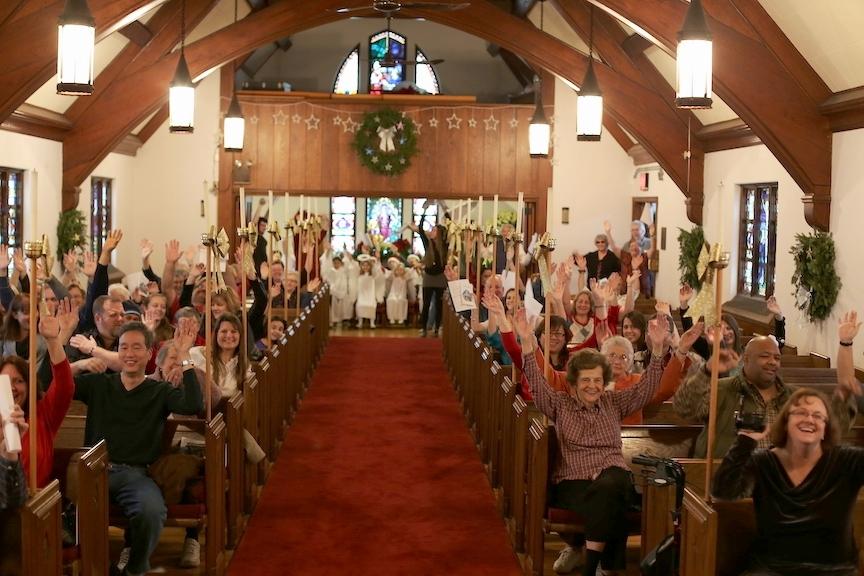 Holy Trinity Bellerose Sanctuary