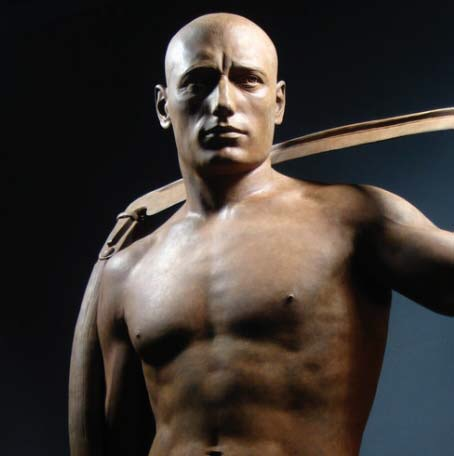 10-day figure sculpture WORKSHOP(60 hrs. SCULPTING & 30 hrs. guided visits) - INSTRUCTOR: BRIAN BOOTH CRAIGMAY 4 - MAY 16, 2020LOCATION: PIAZZA DEL BISCIONE 95, ROME, ITALY.