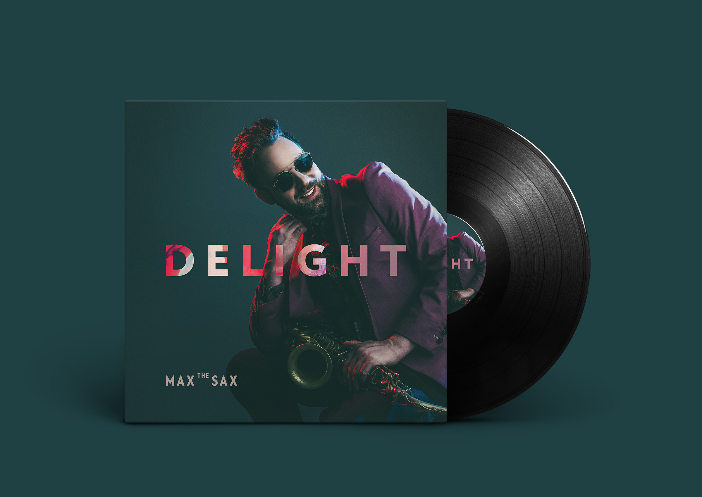 Delight Max the Sax - MW DESIGN