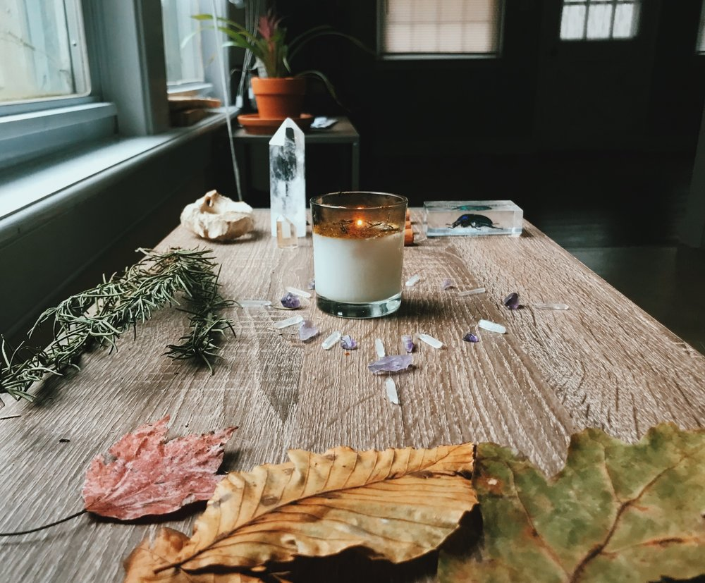 Reclaiming Intention Setting - By Bri Sikorski