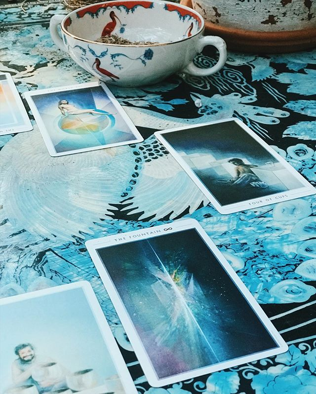 alright, patrons! September tarotscopes are up! ✨  get a little bit of extra guidance for the month ahead and see what themes are in focus for you! link in bio ✨ . . . #magic #thefountaintarot #tarotscopes #astrology #tarot #openmagic