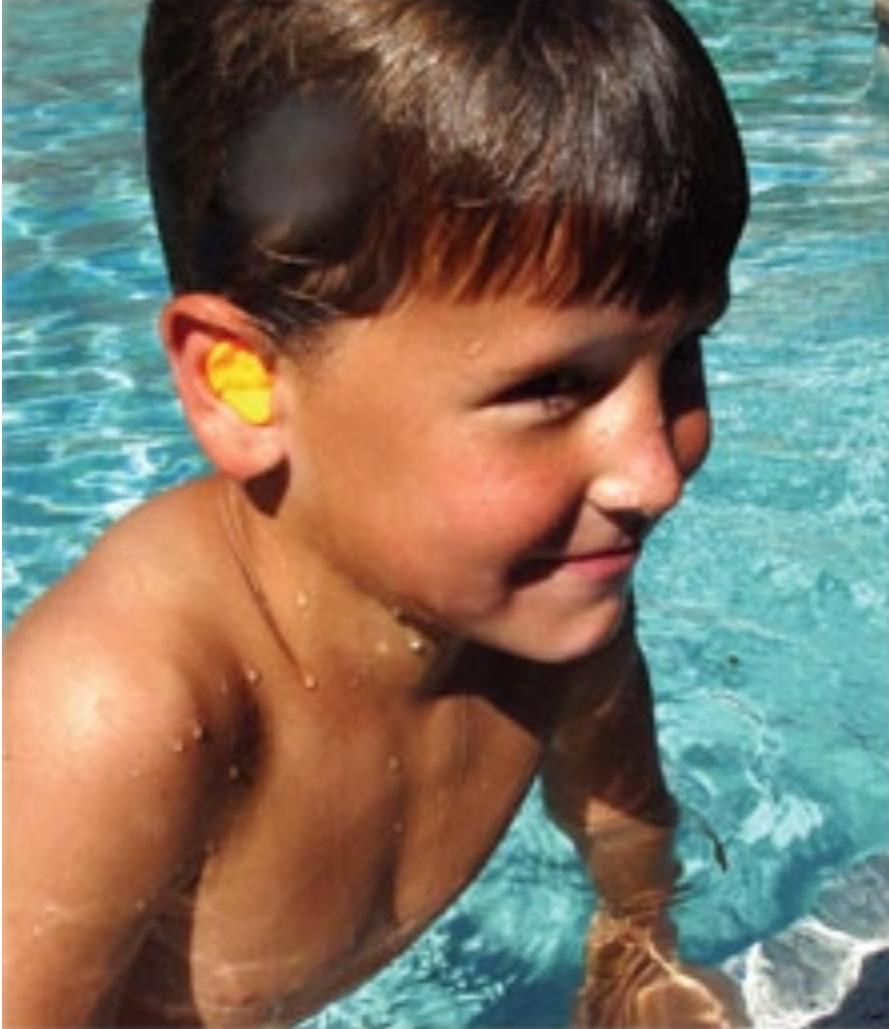 swim plug