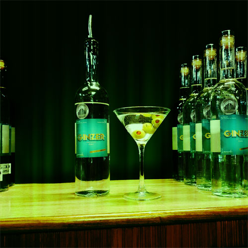 Ginzer American Gin -