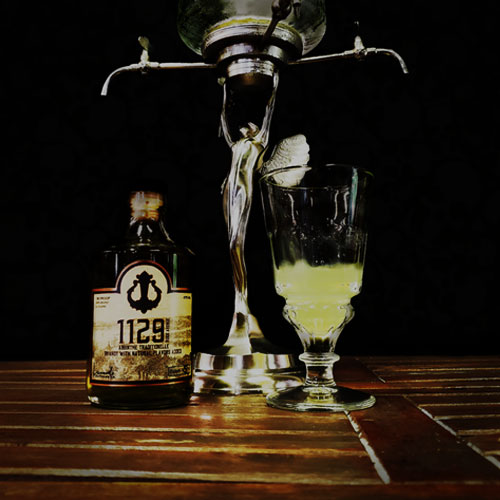 1129 Ridge Ave. Absinthe Traditionelle -