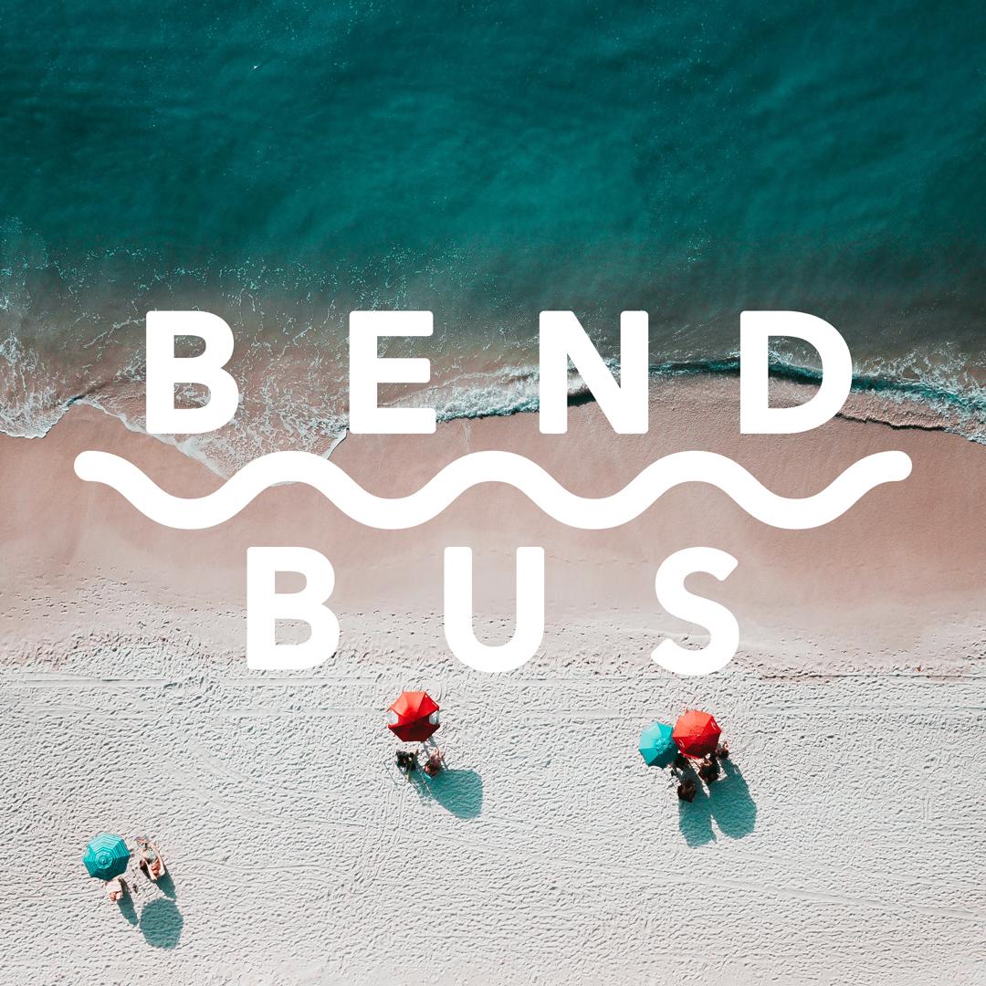 Bend Bus Umbrellas