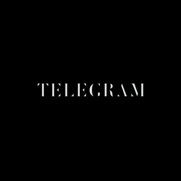 Telegram Logo (Reversed)