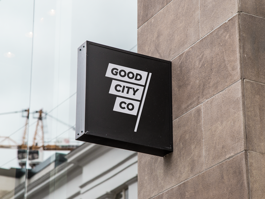 Good City Co. Sign