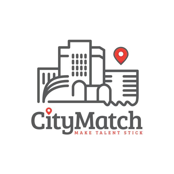 CityMatch Full Logo