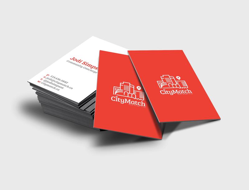 CityMatch Business Cards