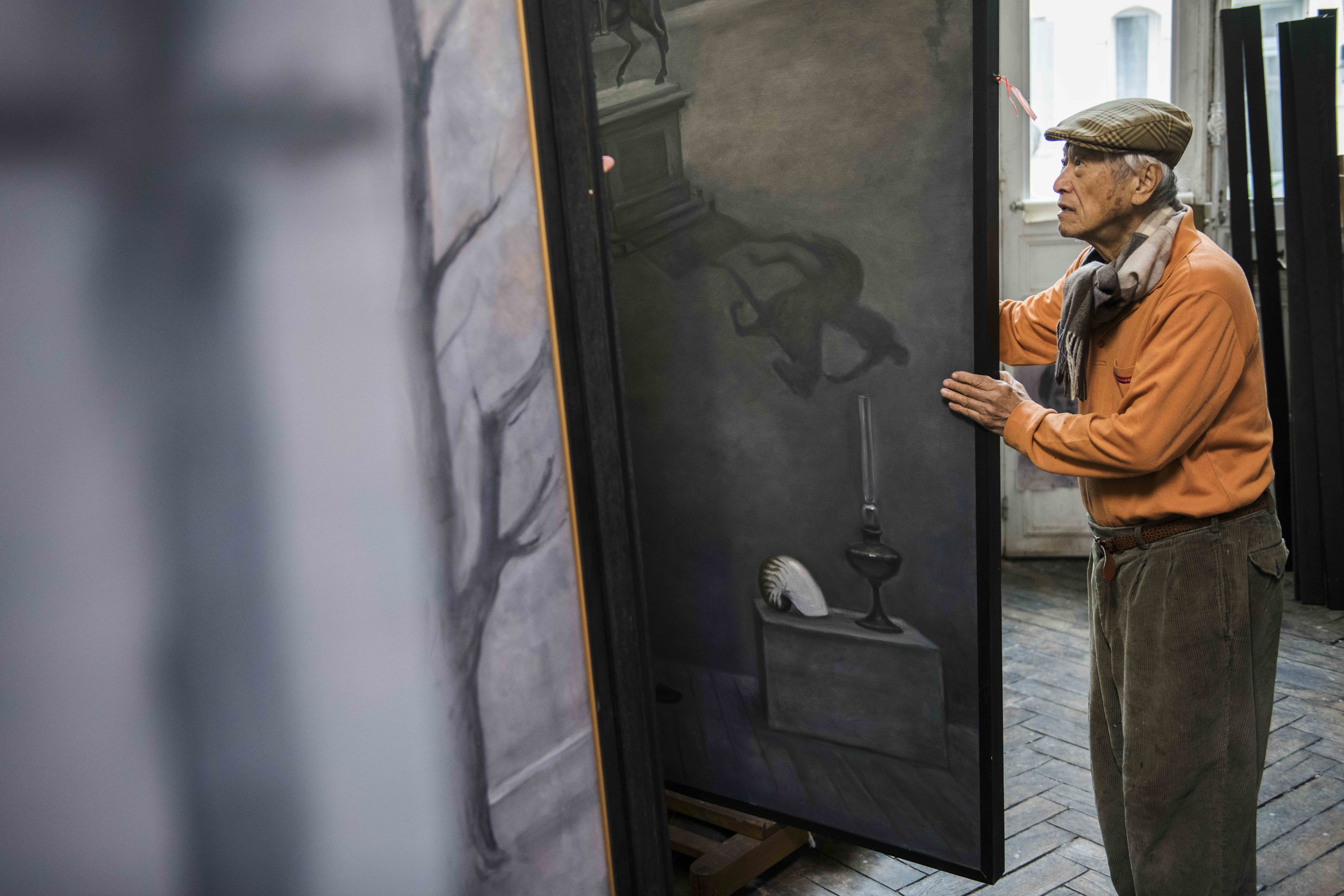 Jimmy Beunardeau - Pr Chen - Peintre taïwanais - reportage (6).jpg