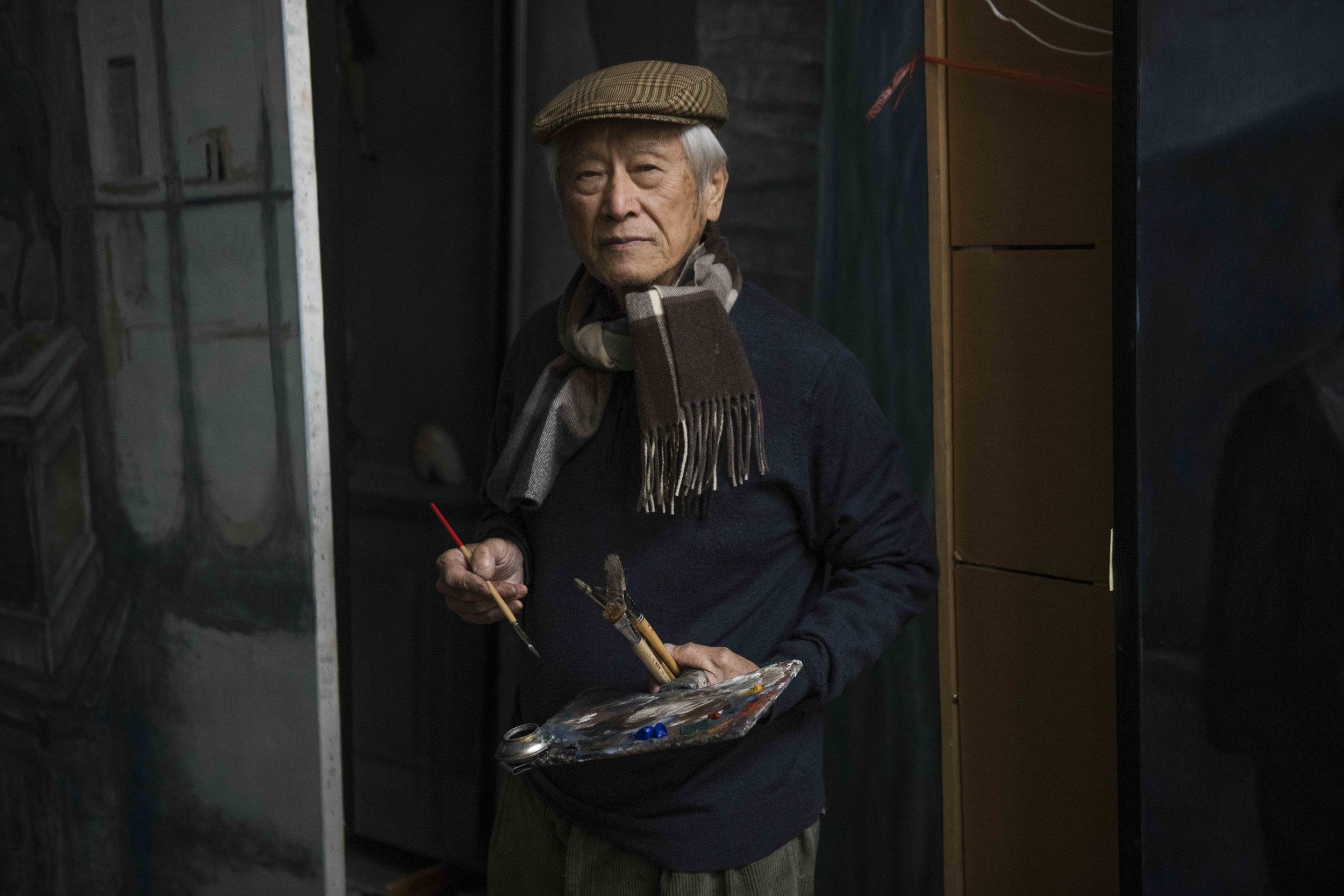Jimmy Beunardeau - Pr Chen - Peintre taïwanais - reportage (20).jpg